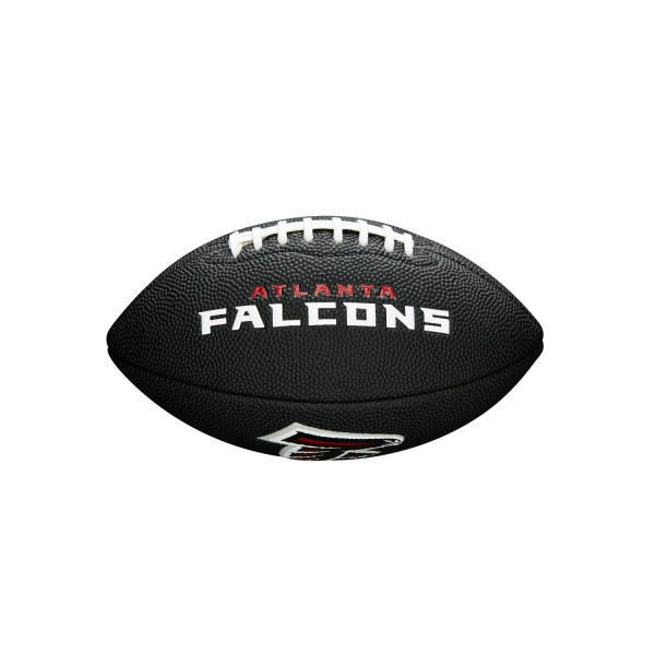 Atlanta Falcons NFL Mini Football Schwarz