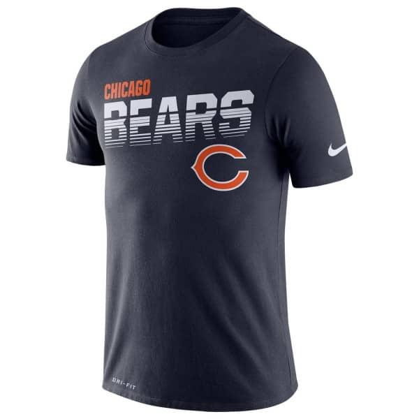 Chicago Bears 2019 NFL Sideline Scrimmage T-Shirt