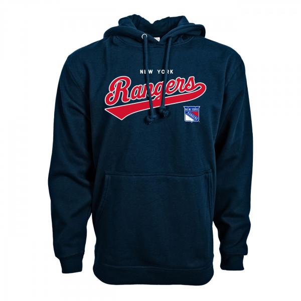 New York Rangers Tail Sweep NHL Hoodie Sweatshirt