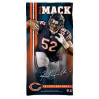 Khalil Mack Chicago Bears Spectra NFL Strandtuch