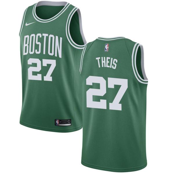 f0a89926d0f Nike Daniel Theis #27 Boston Celtics Icon Swingman NBA Jersey Green |  TAASS.com Fan Shop