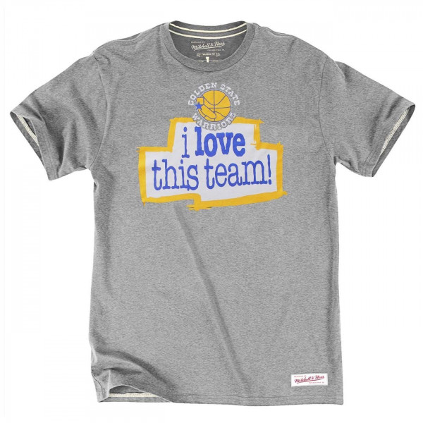 Golden State Warriors I Love This Team NBA T-Shirt
