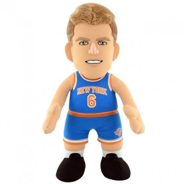 Kristaps Porzingis New York Knicks NBA Plüsch Figur