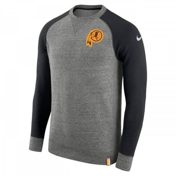 newest 8fe62 bd17e Washington Redskins AW77 NFL Crewneck Sweatshirt
