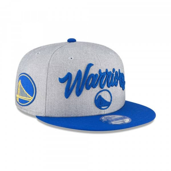 Golden State Warriors Authentic On-Stage 2020 NBA Draft New Era 9FIFTY Snapback Cap