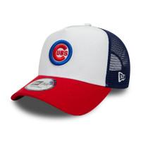 Chicago Cubs Team New Era Adjustable MLB Trucker Cap