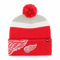Detroit Red Wings Mokema NHL Wintermütze
