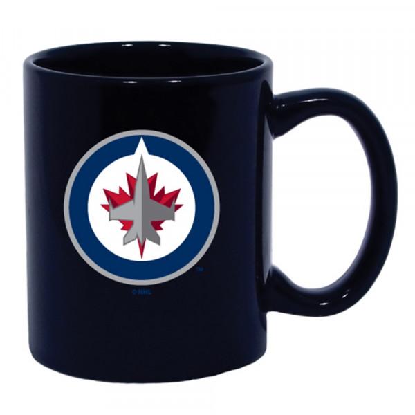 Winnipeg Jets Team Logo NHL Becher (325 ml)