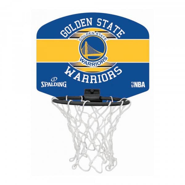 Golden State Warriors Miniboards NBA Basketball Set