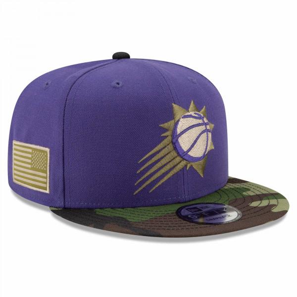 Phoenix Suns 2021 NBA All-Star Game Flash Camo New Era 9FIFTY Snapback Cap