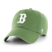 Boston Red Sox '47 Clean Up Adjustable MLB Cap Oliv