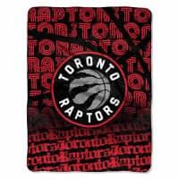 Toronto Raptors Super Plush NBA Decke