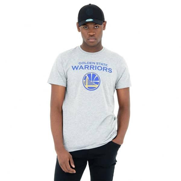 Golden State Warriors Team Logo NBA T-Shirt