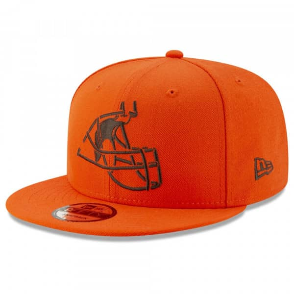 Cleveland Browns Logo Elements 9FIFTY Snapback NFL Cap