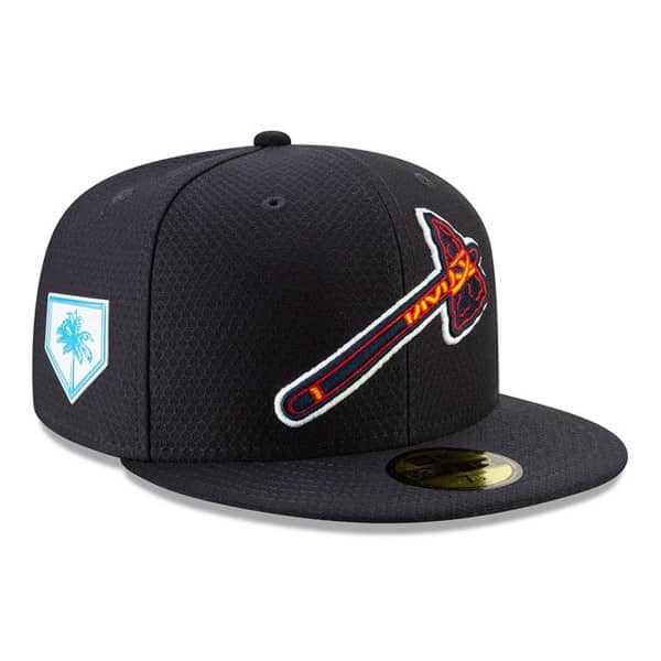 Atlanta Braves 2019 Spring Training 59FIFTY Fitted MLB Cap