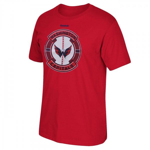 Washington Capitals Slick Pass NHL T-Shirt