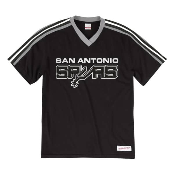 San Antonio Spurs Overtime Win V-Neck NBA T-Shirt