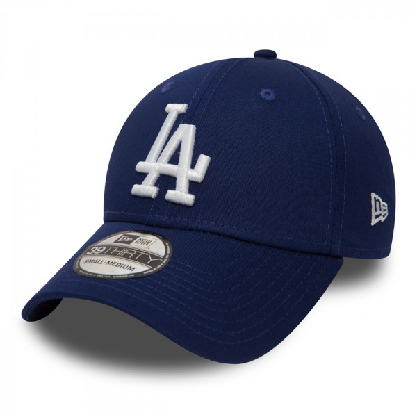 Los Angeles Dodgers Washed 39Thirty Stretch Fit MLB Cap