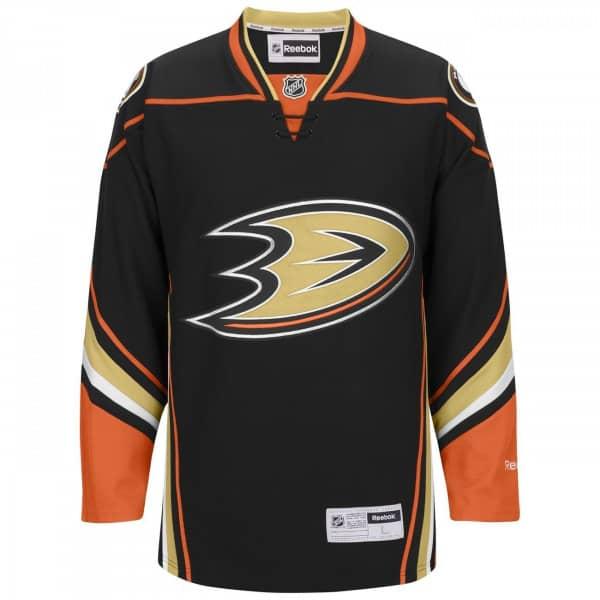 Anaheim Ducks Premier Eishockey NHL Trikot Home