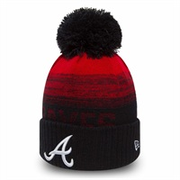 Atlanta Braves On-Field Sport MLB Wintermütze