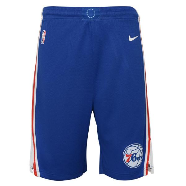 Philadelphia 76ers Youth Swingman NBA Shorts (KINDER)