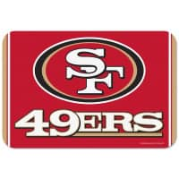 San Francisco 49ers Teamlogo American Football NFL Fußmatte