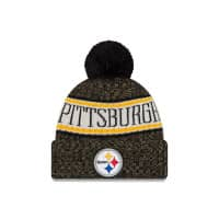 Pittsburgh Steelers 2018 Sideline Sport Knit NFL Wintermütze