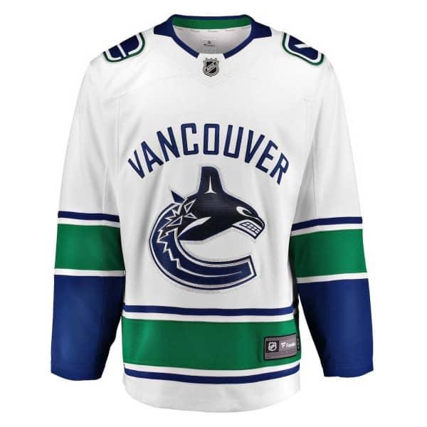 Vancouver Canucks Breakaway NHL Trikot Away