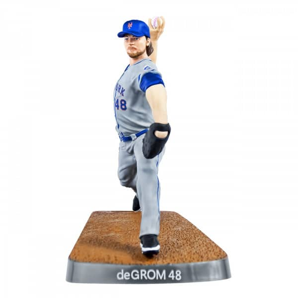 2016 Jacob deGrom New York Mets MLB Figur (16 cm)