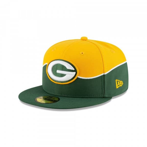 39ca7aba Green Bay Packers 2019 NFL Draft On-Stage 59FIFTY Fitted Cap