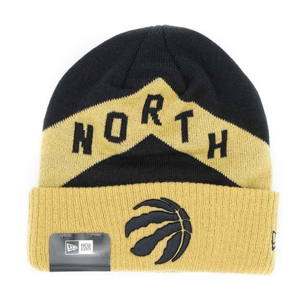 low priced 8447c c9a4c New Era Toronto Raptors 2018 City Series NBA Knit Hat   TAASS.com Fan Shop