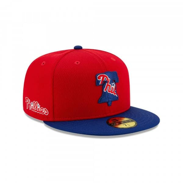 Philadelphia Phillies 2020 Authentic Spring Training 59FIFTY Fitted MLB Cap
