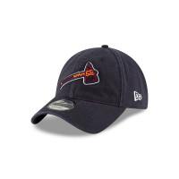 Atlanta Braves Tomahawk Logo 9TWENTY Adjustable MLB Cap