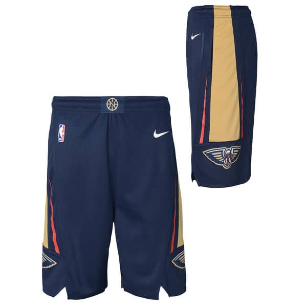 New Orleans Pelicans Youth Nike Icon Swingman NBA Shorts (KINDER)