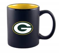 Green Bay Packers Two Tone NFL Becher (325 ml)