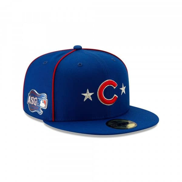 Chicago Cubs 2019 All Star Game 59FIFTY Fitted MLB Cap