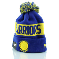 Golden State Warriors Tonal Knit NBA Pudelmütze
