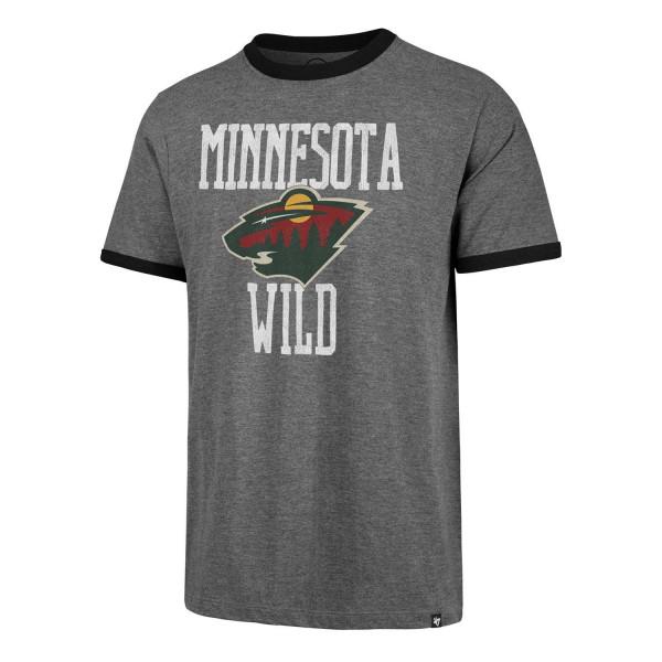 Minnesota Wild Belridge Ringer NHL T-Shirt