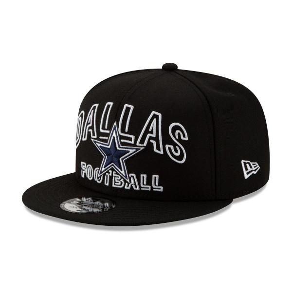 Dallas Cowboys 2020 NFL Draft New Era 9FIFTY Snapback Cap Alternate