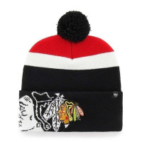 Chicago Blackhawks Mokema NHL Wintermütze