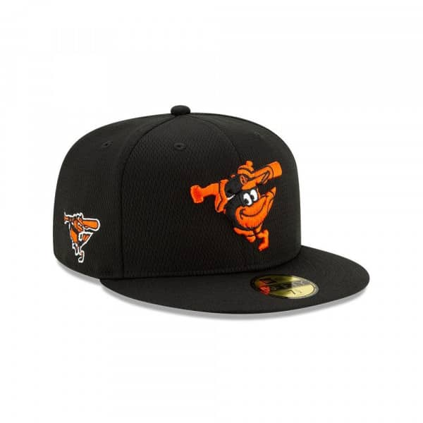 Baltimore Orioles 2020 Authentic Spring Training 59FIFTY Fitted MLB Cap