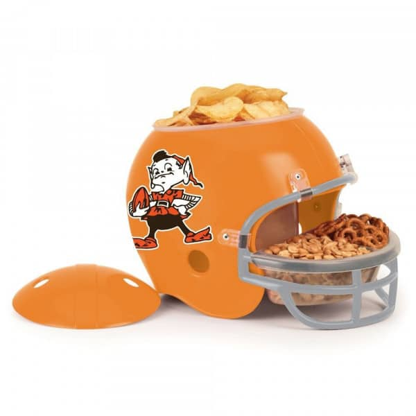 Cleveland Browns American Football NFL Snack Helmet