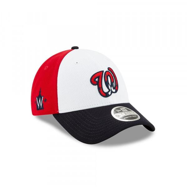 Washington Nationals 2020 Spring Training Stretch-Snap 9FORTY MLB Cap