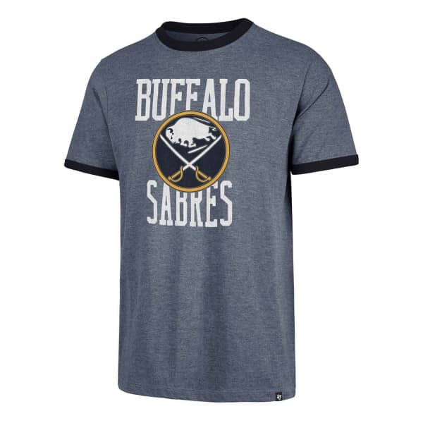 Buffalo Sabres Belridge Ringer NHL T-Shirt