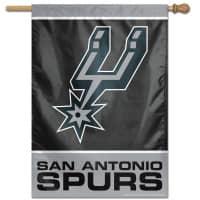 San Antonio Spurs Vertical NBA Fahne