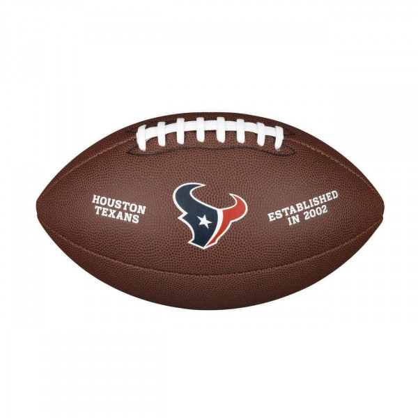 Houston Texans Composite Full Size NFL Football