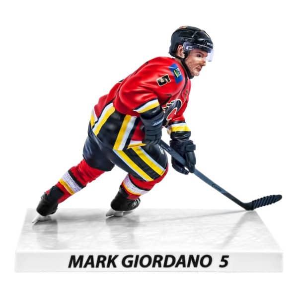 2015/16 Mark Giordano Calgary Flames NHL Figur (16 cm)