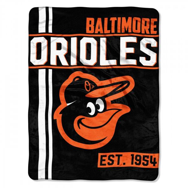 Baltimore Orioles Super Plush MLB Decke