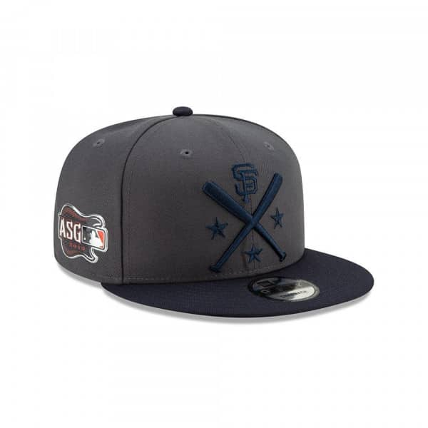 San Francisco Giants 2019 MLB All Star Workout 9FIFTY Snapback Cap