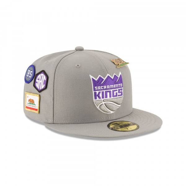 Sacramento Kings 2018 NBA Draft 59FIFTY Fitted Cap